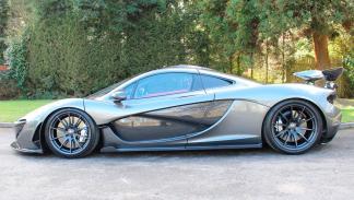 McLaren P1 MSO a la venta deportivo lujo