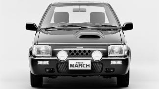 Mejores coches con turbo: Nissan Micra/March (I)