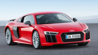 Los mejores rivales del Audi R8 2017