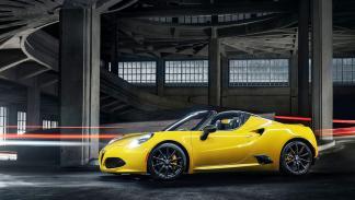 Los peores coches para viajar - Alfa Romeo 4C Spider