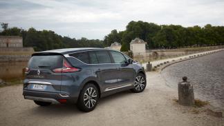 Prueba Renault Espace 2017 (IV)