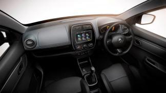 Renault Kwid SUV compacto India desconocido