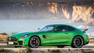 Los rivales del Mercedes-AMG GT - GT R