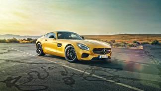 Los rivales del Mercedes-AMG GT - GT