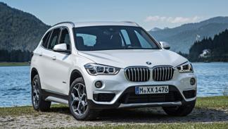 Rivales Mercedes GLA: BMW X1 (I)