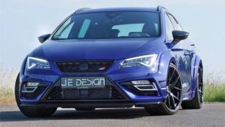 Seat León ST Cupra de JE Design