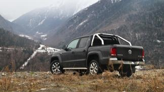 Volkswagen Amarok pick-up lujo premium todoterreno off-road