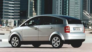 5 grandes fracasos del automóvil - Audi A2