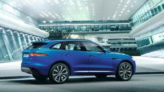 5 SUV que suenan como un deportivo - Jaguar F-Pace S