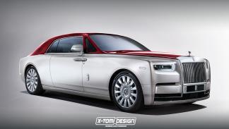 6 versiones del Rolls-Royce Phantom 2018 que a todos nos gustaría ver - Coupé