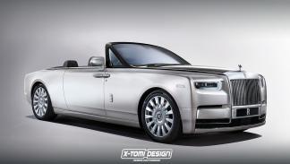 6 versiones del Rolls-Royce Phantom 2018 que a todos nos gustaría ver - Drophead Coupé
