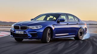 BMW M5 2017 (I)