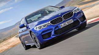 BMW M5 2017 (II)
