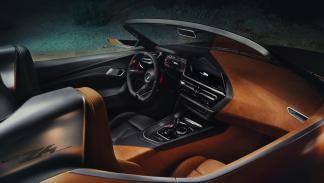 BMW Z4 Concept salpicadero