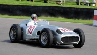 Mercedes SLR W196 deportivo motorsport