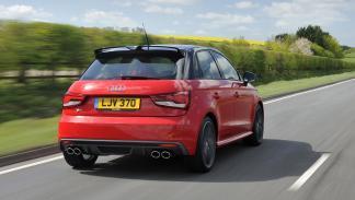 Compactos que más aceleran: Audi S1, 5,8 segundos