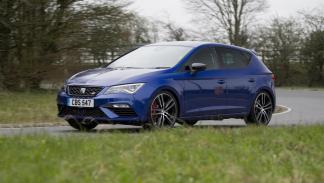 Compactos que más aceleran: Seat León Cupra SC 300, 5,7 segundos