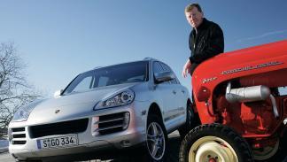 Cosas que creíamos que no veríamos nunca en el mundo del motor - Un Porsche diésel