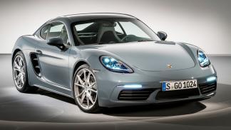 Los deportivos más prácticos del mercado - Porsche 718 Cayman