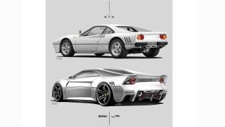Ferrari 288 GTO 2020 (IV)
