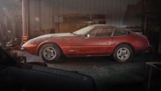 Ferrari 365 GTB/4 Daytona Berlinetta Alloy by Scaglietti