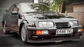 Ford Sierra RS500 Cosworth clasico deportivo racing lujo