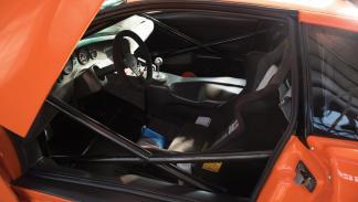 Lamborghini Diablo GTR deportivos lujo naranja circuito