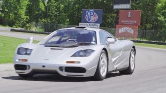 McLaren F1 estadounidense, récord en subasta (II)