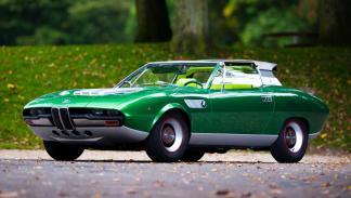 Los mejores concept cars de BMW - BMW Spicup (1969)