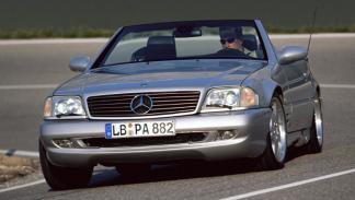 Mercedes SL 73 AMG (IV)