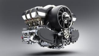 Motor Singer para el Porsche 911 (II)