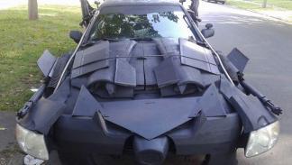 El peor Batmóvil jamás creado