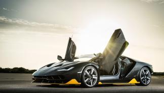 Prueba TG: Lamborghini Centenario LP-770