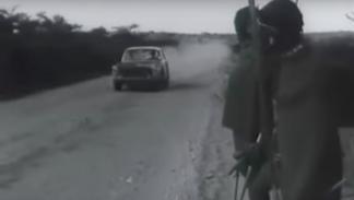 Rallys que echamos de menos: Safari