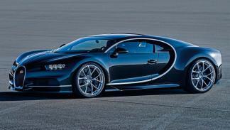 Refrigerado a tope Bugatti Chiron