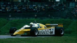 Renault en F1-1980