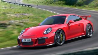 superdeportivos Porsche 911 GT3