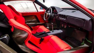 A subasta un Ferrari F40
