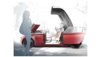 Toyota Public Sports Concept