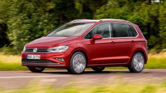 Volkswagen Golf Sportsvan 2017 (III)