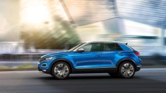Volkswagen T-Roc barrido