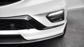 Volvo S60 y V60 Polestar 2018 deportivo berlina lujo