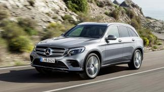 ¿Volvo XC60 o Mercedes GLC? opinion interior lujo suv