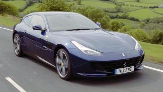 Las 5 mejores pruebas de Ferrari hechas por Chris Harris - GTC4 Lusso