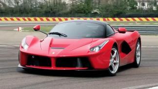 Las 5 mejores pruebas de Ferrari hechas por Chris Harris - LaFerrari