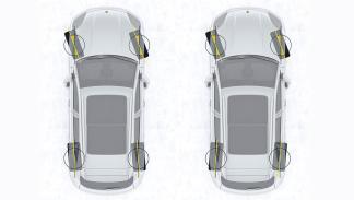 5 tecnologías del Porsche 911 presentes en el nuevo Cayenne 2018 - Eje trasero directriz