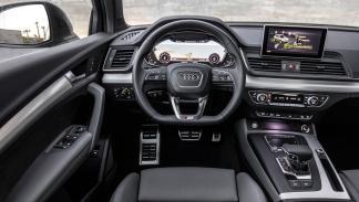 Audi Q5 2017 vs. Alfa Romeo Stelvio 2018 (IV)