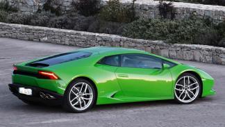 Lamborghini Huracán Bitcoins