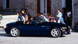 Coches de película: BMW Z3 (I)