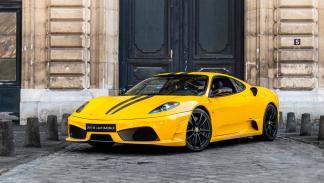 Ferrari 430 Scuderia Bitcoins